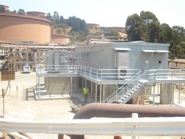 Substation Design & Electrical Infrastructure - Redi Anvil